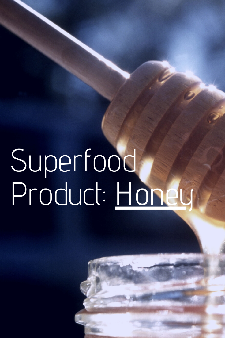 Superfood products for skin and hair care - Honey